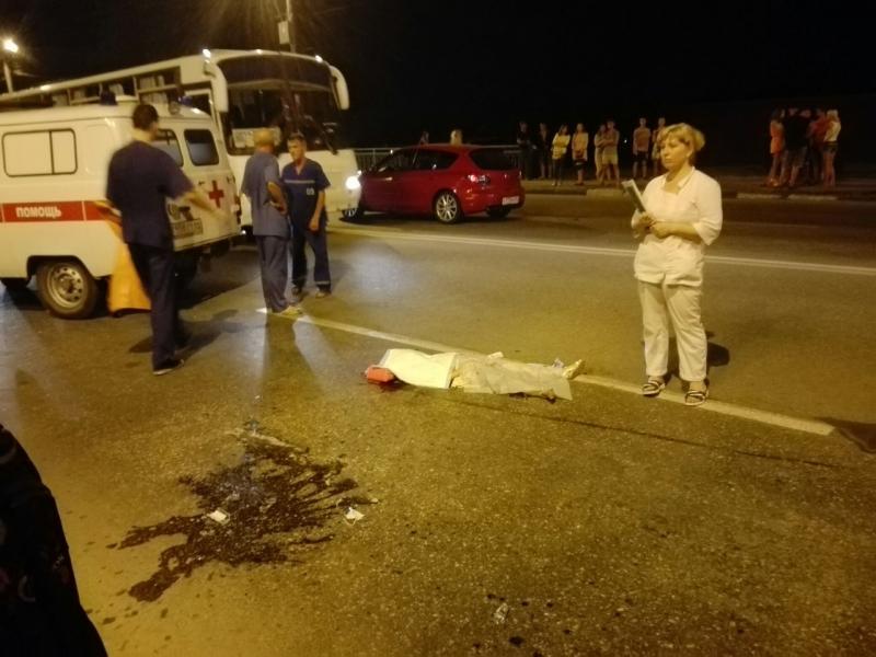 ВСаратовской области шофёр сбил насмерть 2-х детей напешеходном переходе