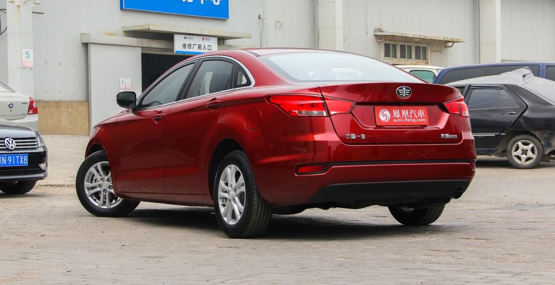 В «Поднебесной» стартовали продажи нового седана Besturn B50