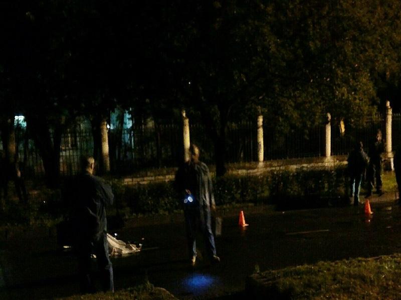ВКрасноярском крае шофёр насмерть сбил пенсионерку и исчез сместа ДТП