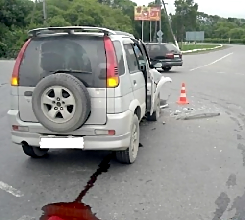 НаЗападном обходе Омска иностранная машина насмерть сбила пешехода