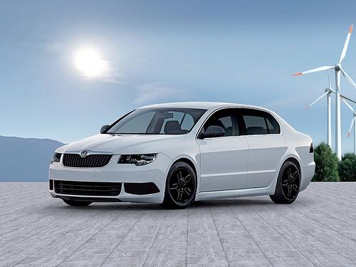 Белый цвет автомобиля самый известный вЧехии