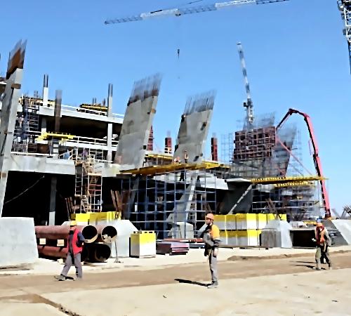 Стоимость стадиона вСамаре возросла на1,6 млрд руб.