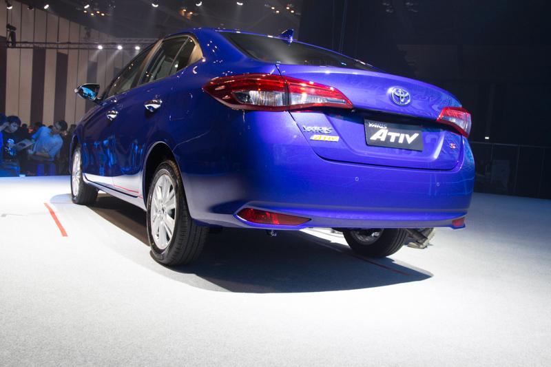 Седан Toyota Yaris Ativ оценили в850 тысяч рублей