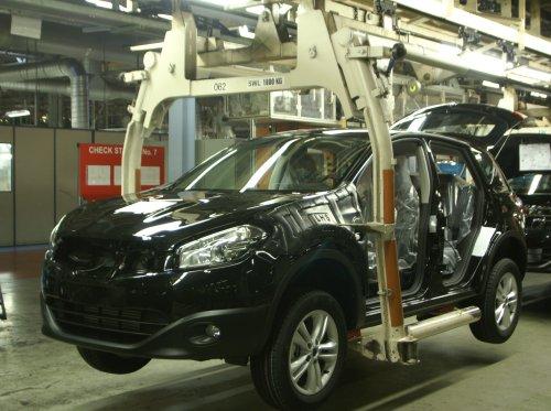 Росстат: Выпуск легковых автомобилей всередине лета вырос на20%