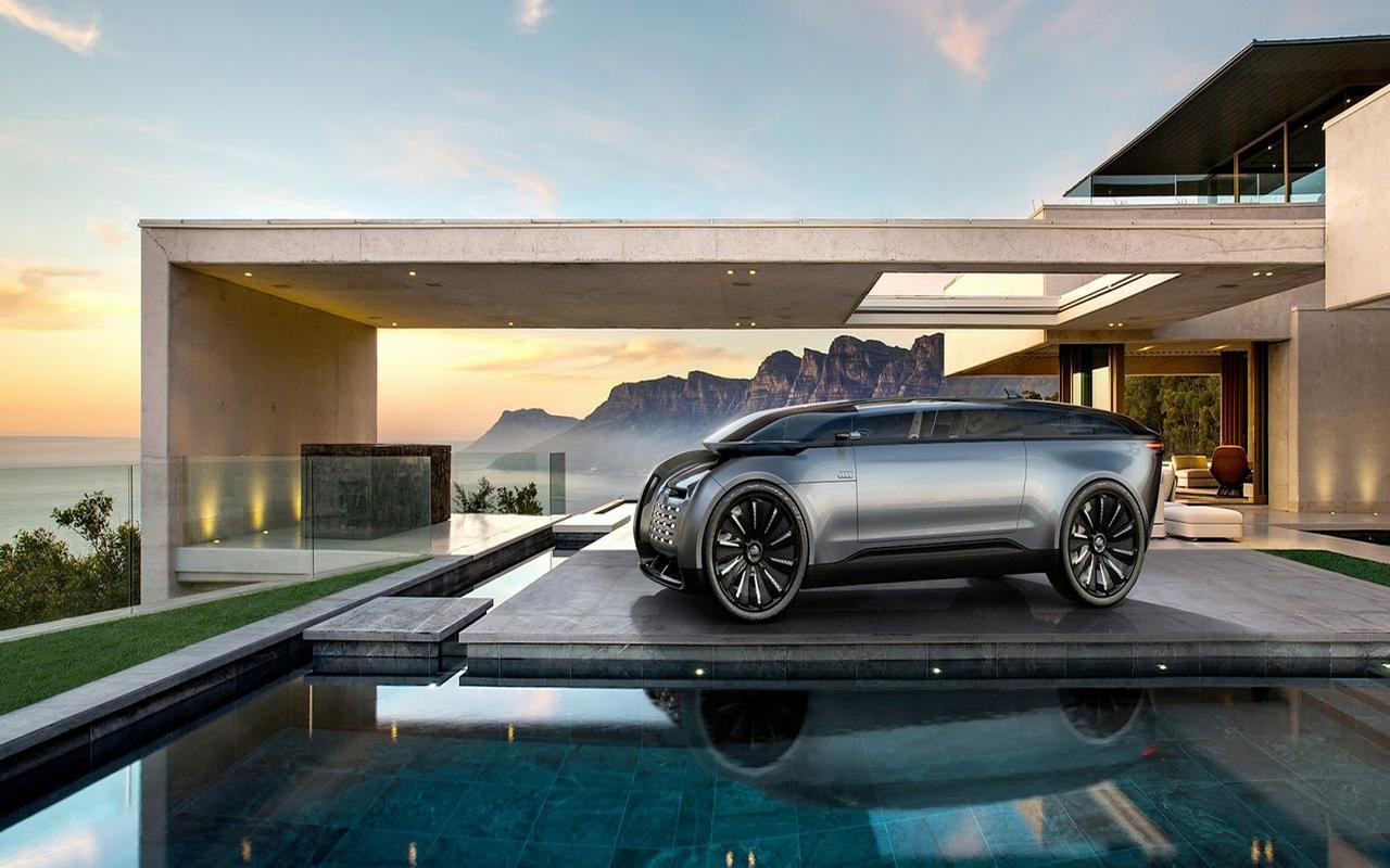 Всети появился концепт Audi E-Tron Imperator 2028 года
