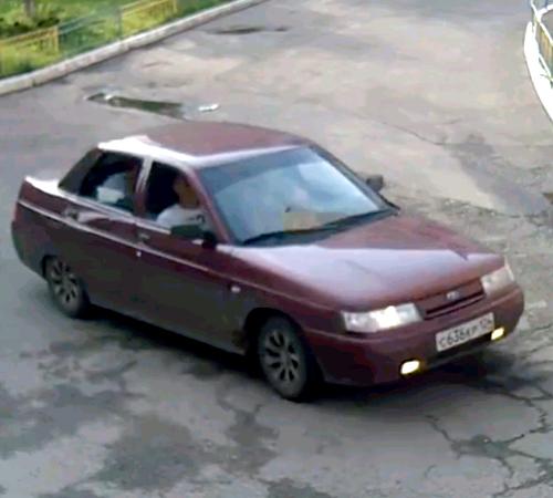 ВКрасноярске отыскали водителя, сбившего 10-летнюю девочку