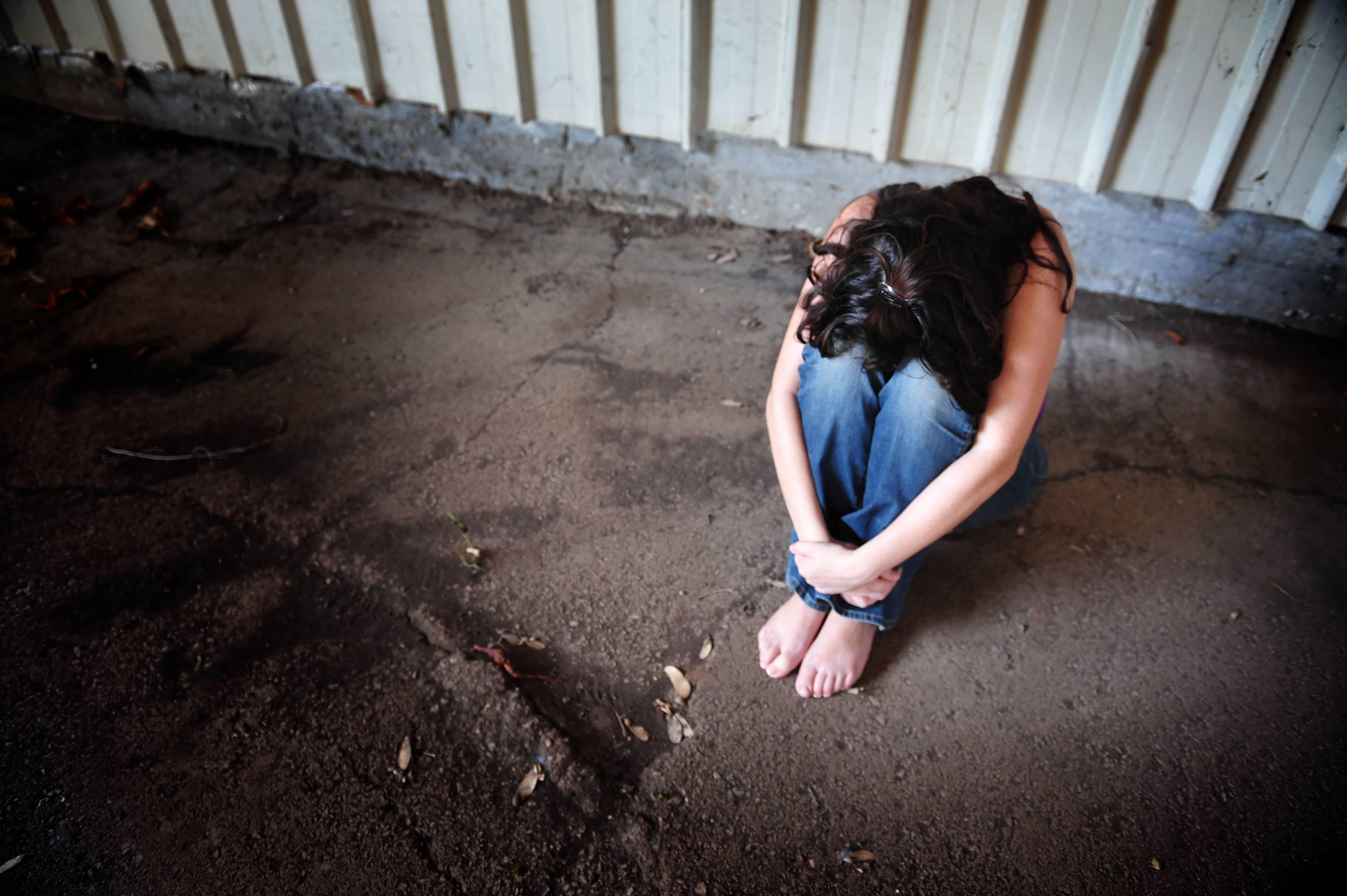 Ученые: Из-за насилия вдетстве женщины ранее доэтого умирают