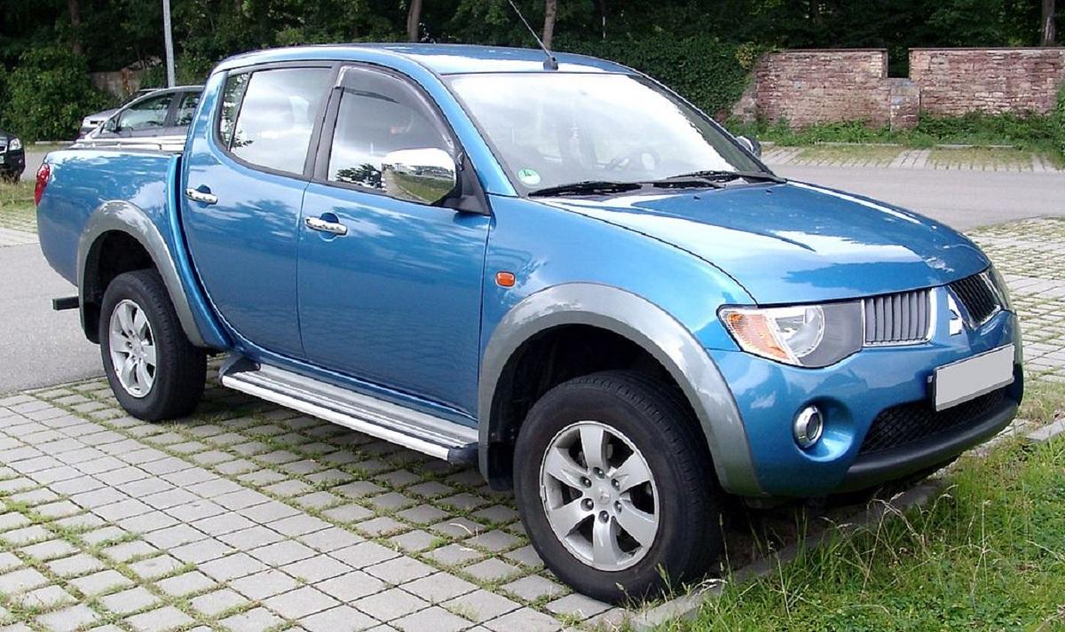 На русском  рынке появится улучшенный  Мицубиши  L200