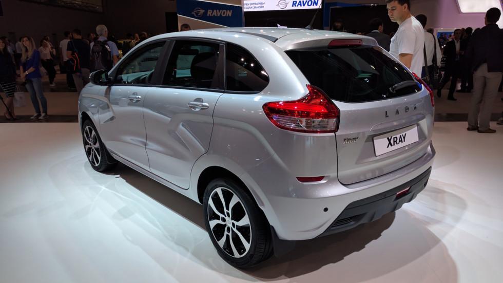 «АвтоВАЗ» анонсировал новейшую модель Лада XRay