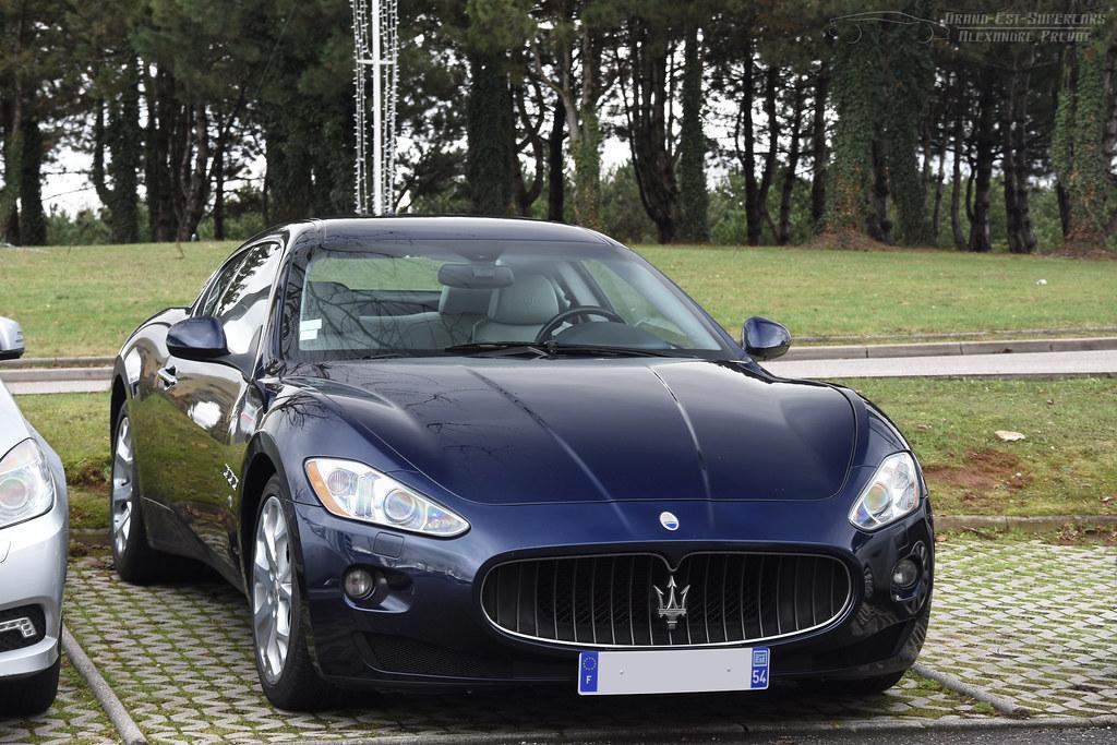 Продажи новых Maserati в России снизились на 44