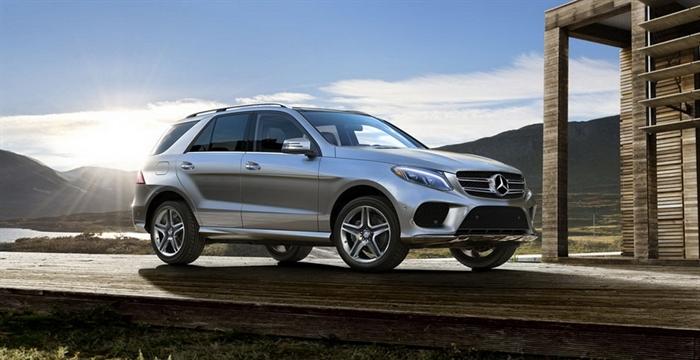 Benz GLE-Class стал первым втопе самых реализуемых авто