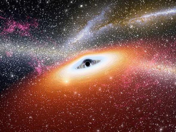Ученые наблюдают зарождением свежей сверхмассивной звезды внашей Галактике