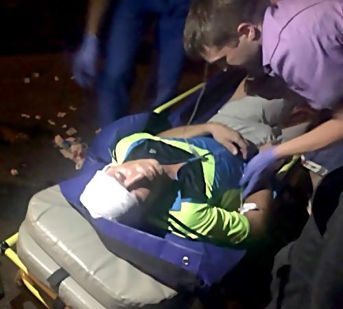ВУфе шофёр «Газели» избил пешехода, мужчина вреанимации