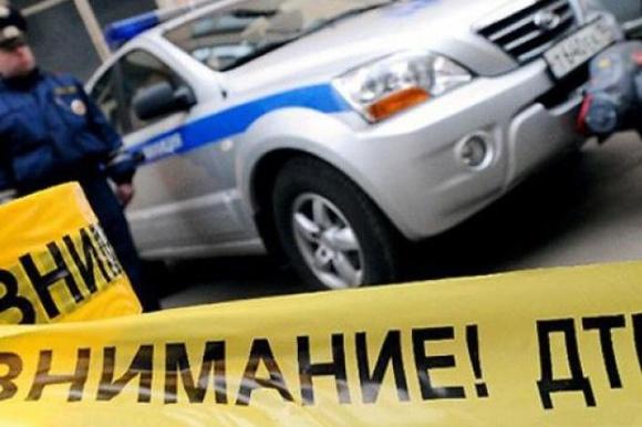 Мерседес перевернулся навостоке Москвы. Пострадали 5 человек