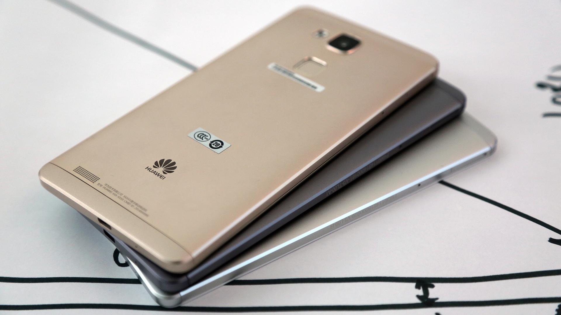 1сентября Huawei невыпустит Mate либо Mate S2