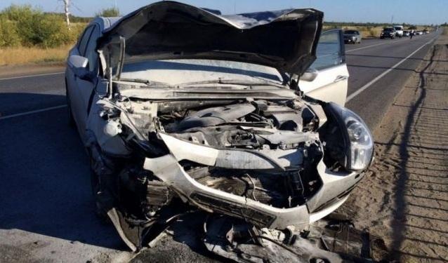 ВДТП натрассе под Волгоградом погибла 14-летняя девочка