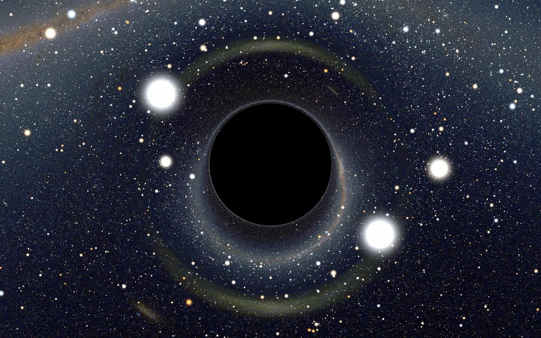 В Израиле в лаборатории создали искусственную чёрную дыру