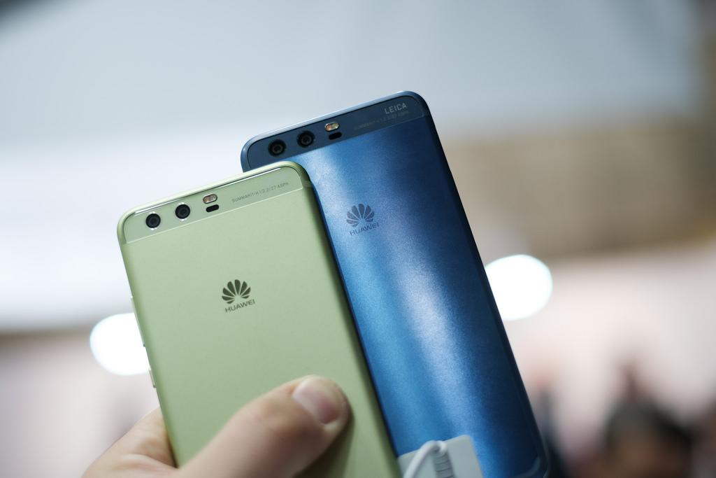 Huawei заметно опережает Apple нарынке телефонов, уступая только Самсунг
