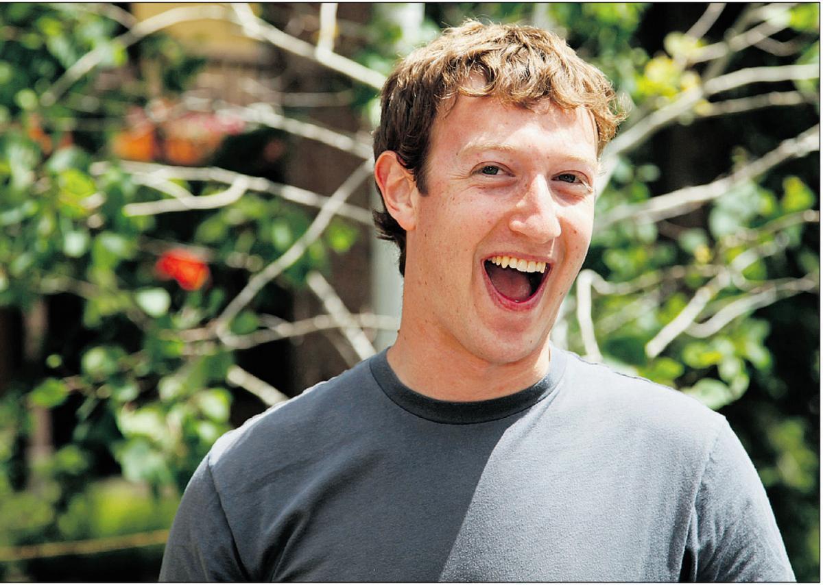 Искусственный интеллект Марка Цукерберга неслушается его супруги