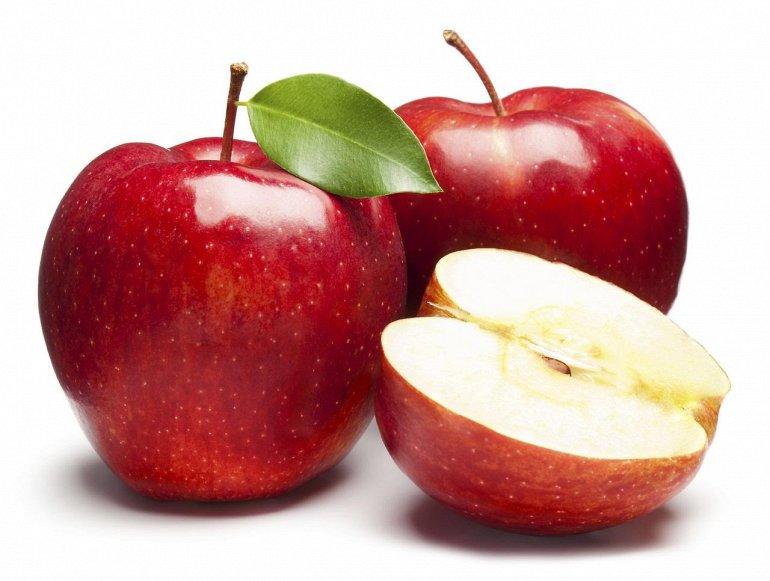 Английские ученые установили, что яблоки продлевают жизнь