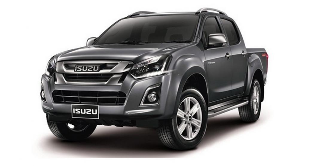 Всередине осени на русском рынке автомобилей стартует продажа пикапа Isuzu D-Max