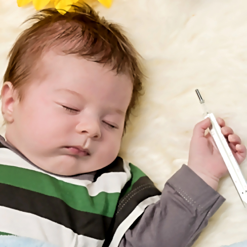 Чем сбить температуру у ребенка в домашних условиях быстро