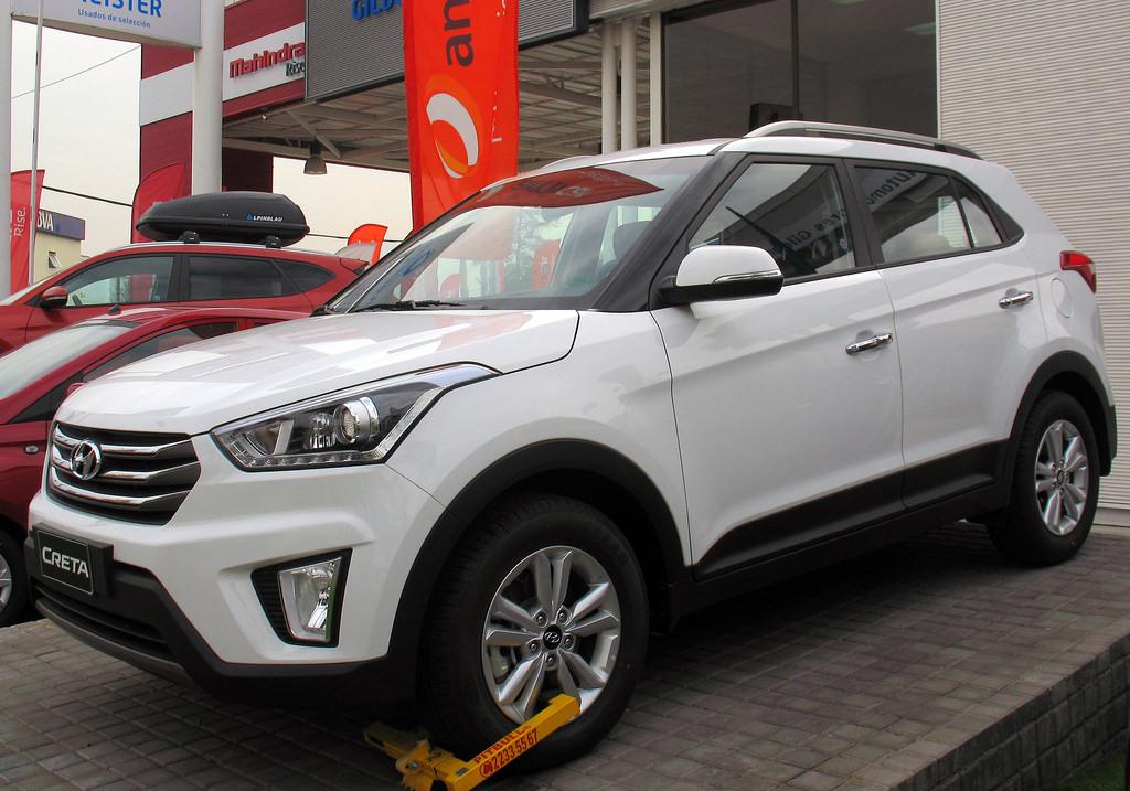 Ажиотаж вокруг обновленной Hyundai Creta набирает обороты