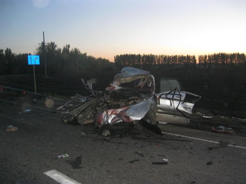 Двое человек погибли в ужасной трагедии вМичуринском районе