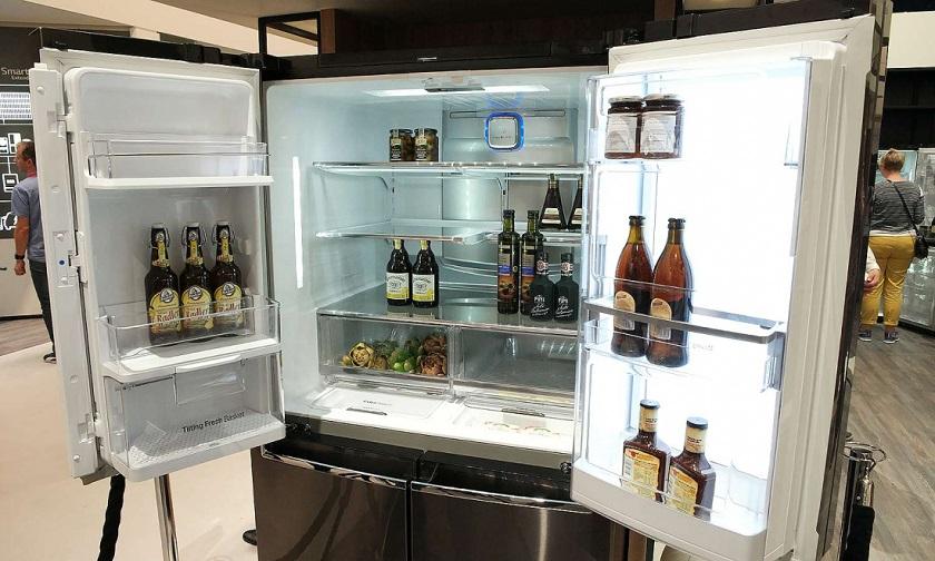 Microsoft работает над созданием холодильника сискусственным интеллектом