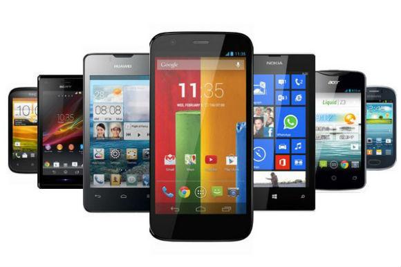 За год импорт смартфонов в РФ вырос на 40