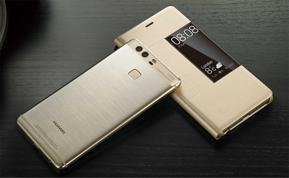 Huawei похвасталась рекордными продажами P9 иP9 Plus