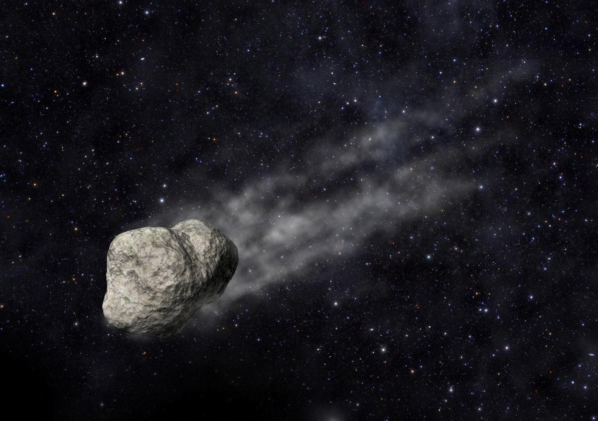 КНР впервый раз провел наблюдение за«опасным» для Земли астероидом