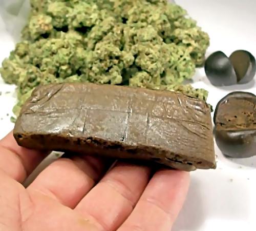Ужителя Пласта изъяли 1,5кг наркотиков