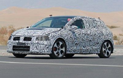 Новое поколение Volkswagen Polo выйдет в следующем году