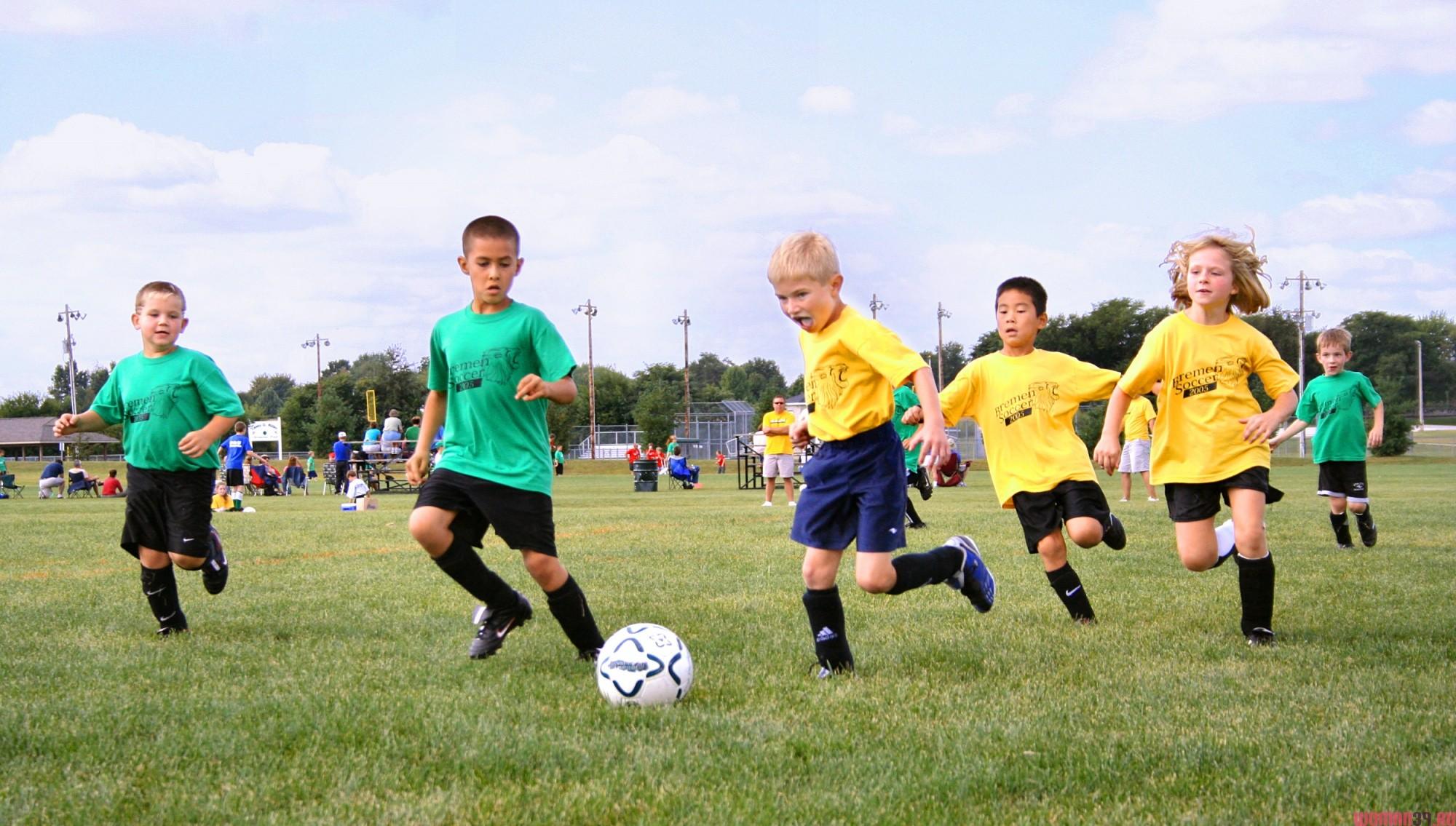 Родители непонимают, что ихдетям нужно чаще заниматься спортом— Ученые