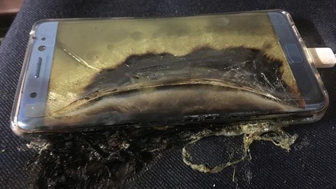 Отзыв Galaxy Note 7 плохо отразился накапитализации Самсунг