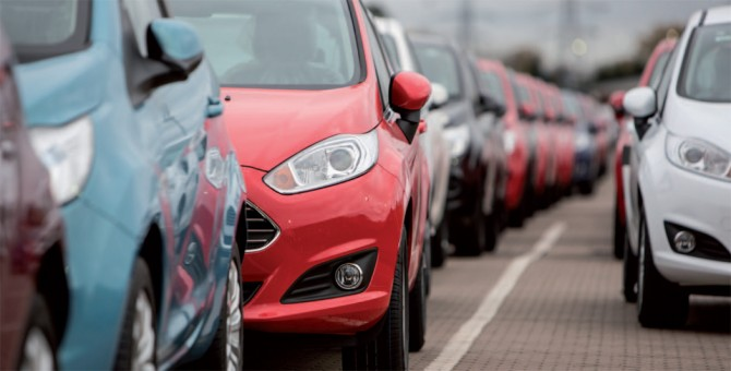 Летом рынок автомобилей РФоказался 3-м повеличине вевропейских странах