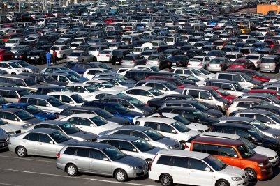 ВУкраинском государстве продажи подержанных авто рухнули на78%