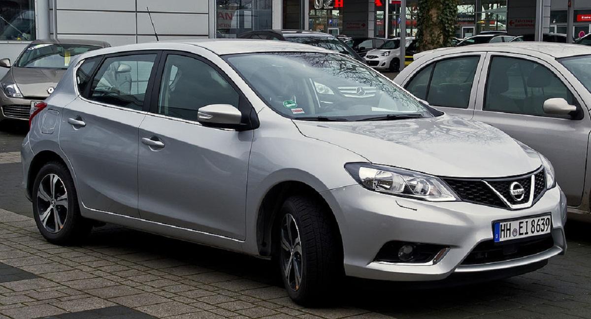 Хетчбэк Nissan Pulsar покинул европейский автомобильный рынок