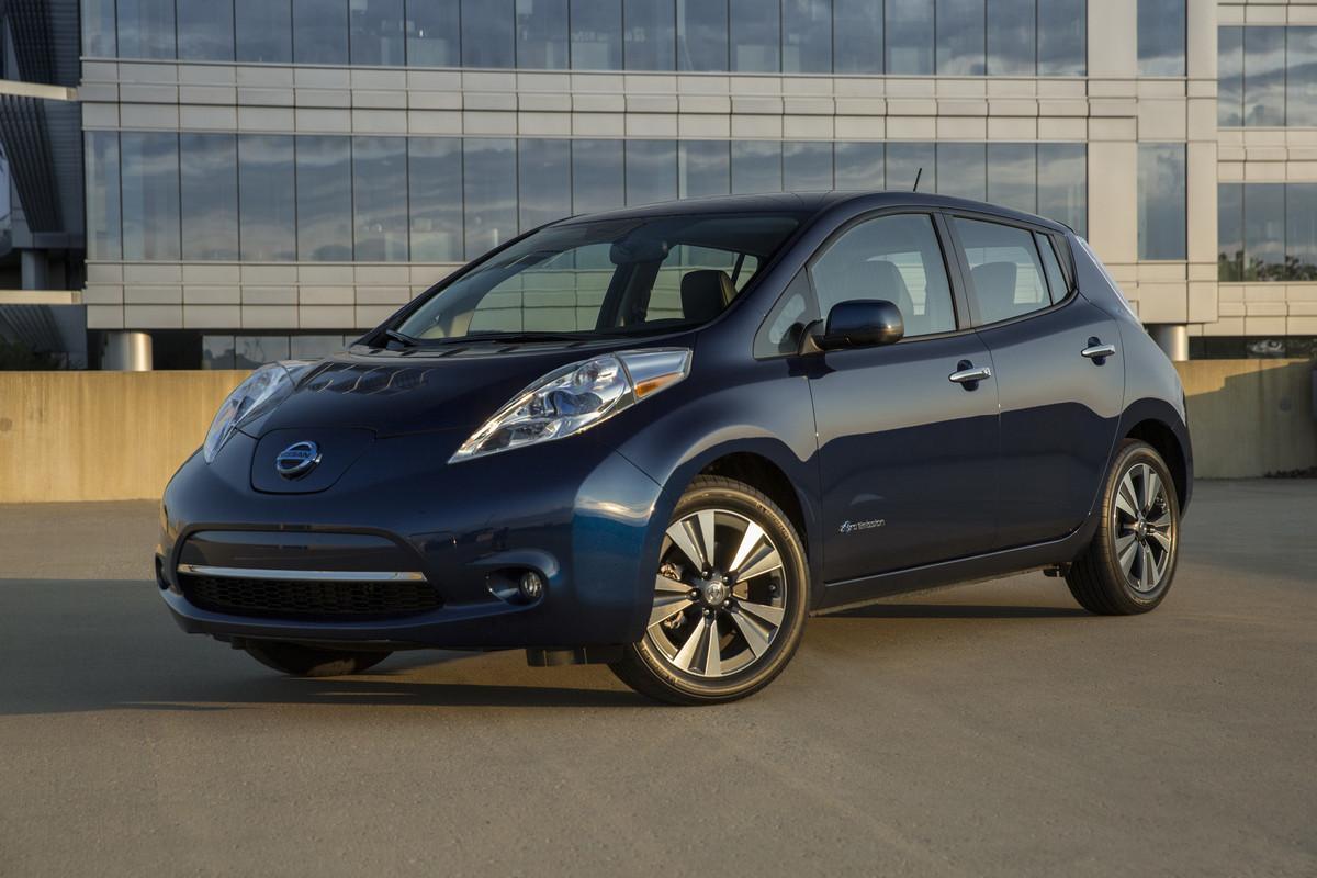 Альянс Renault Nissan стал лидером продаж электрокаров