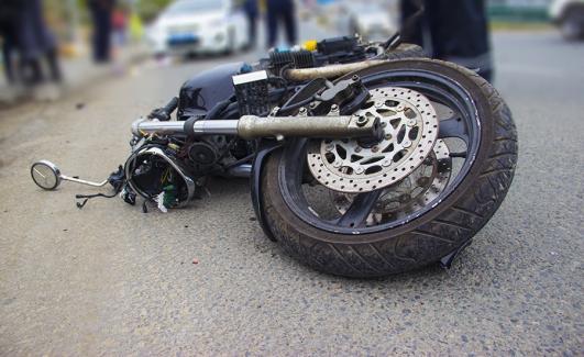 ВРостове мотоциклист сбил восьмилетнюю девочку