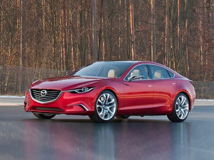 Озвучены сроки появления обновленной Mazda6 в Российской Федерации