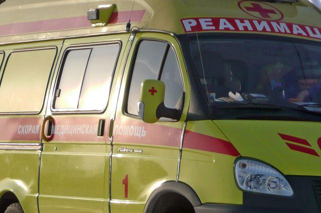 Под Саратовом встолкновении смикроавтобусом умер шофёр «Гранты»