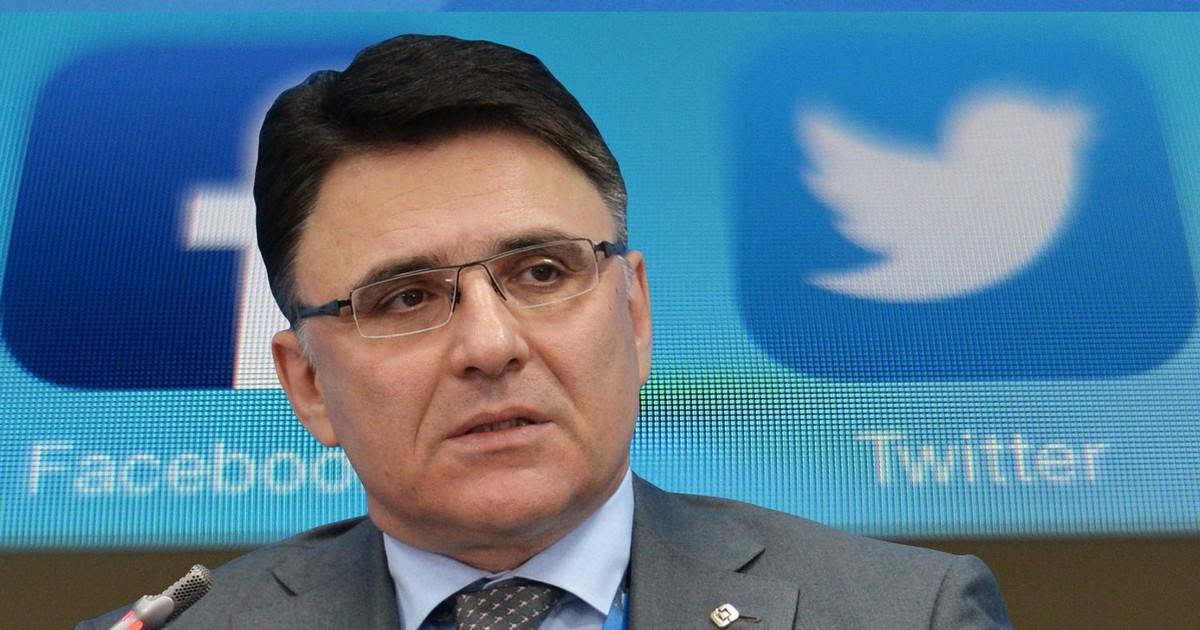 Роскомнадзор невключил вплан проверки фейсбук и социальная сеть Twitter