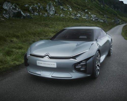 Citroen представил концепт нового седана