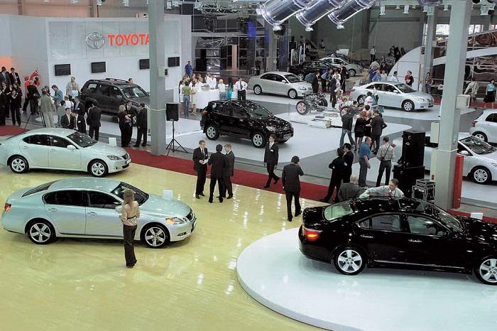 Вконце лета вЕС продажи авто увеличились на10 процентов