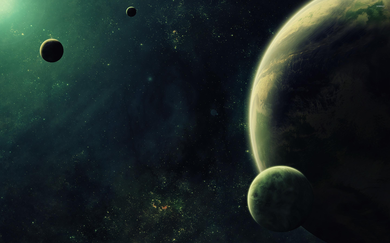 Астрономы открыли самую темную планету Галактики