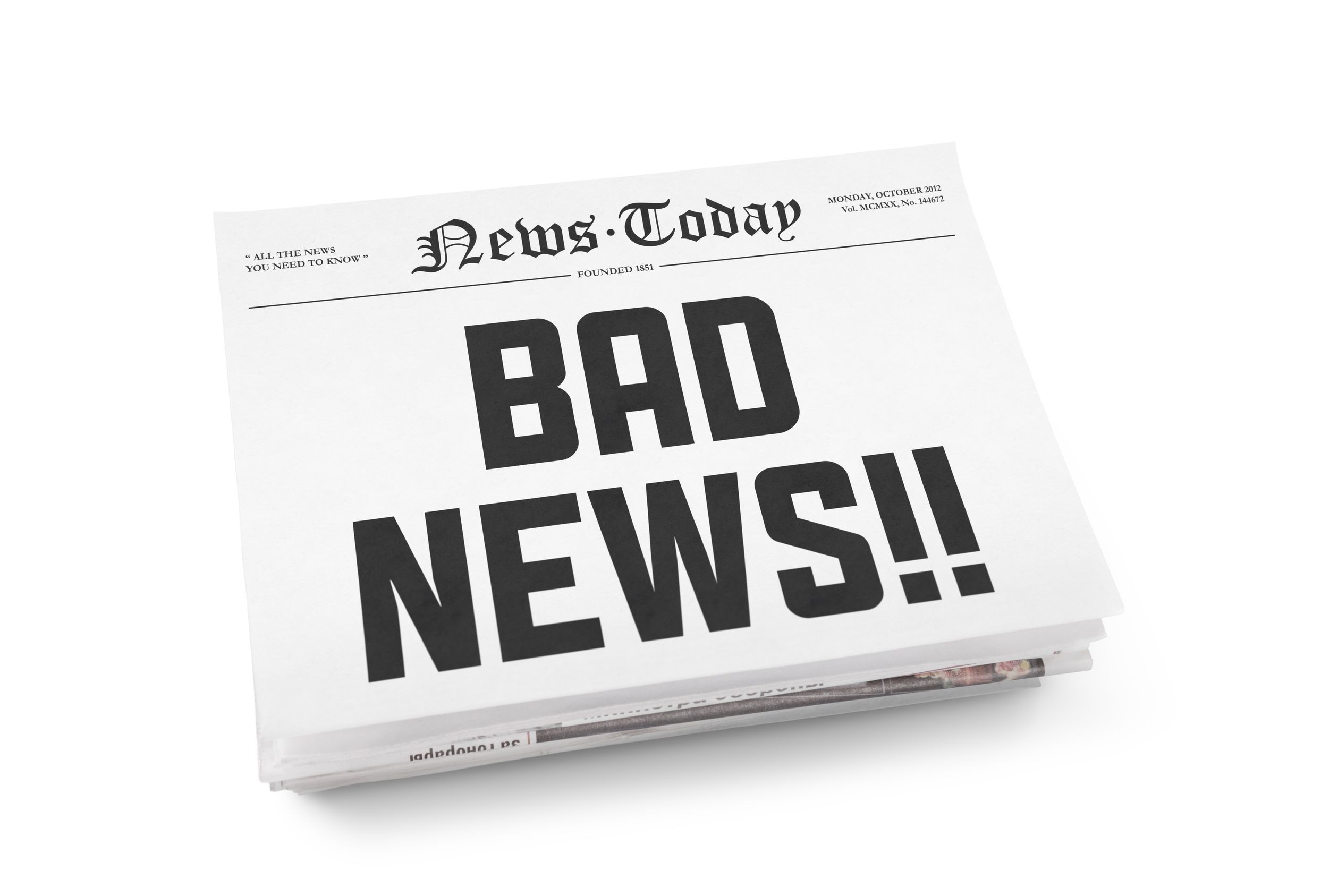 Ученые узнали, почему людям нравится узнавать плохие новости