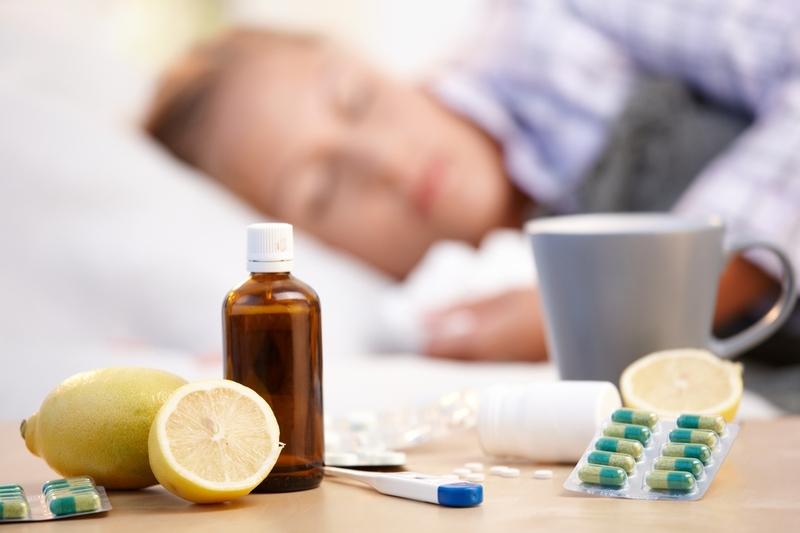 Женский половой гормон помогает победить последствия гриппа