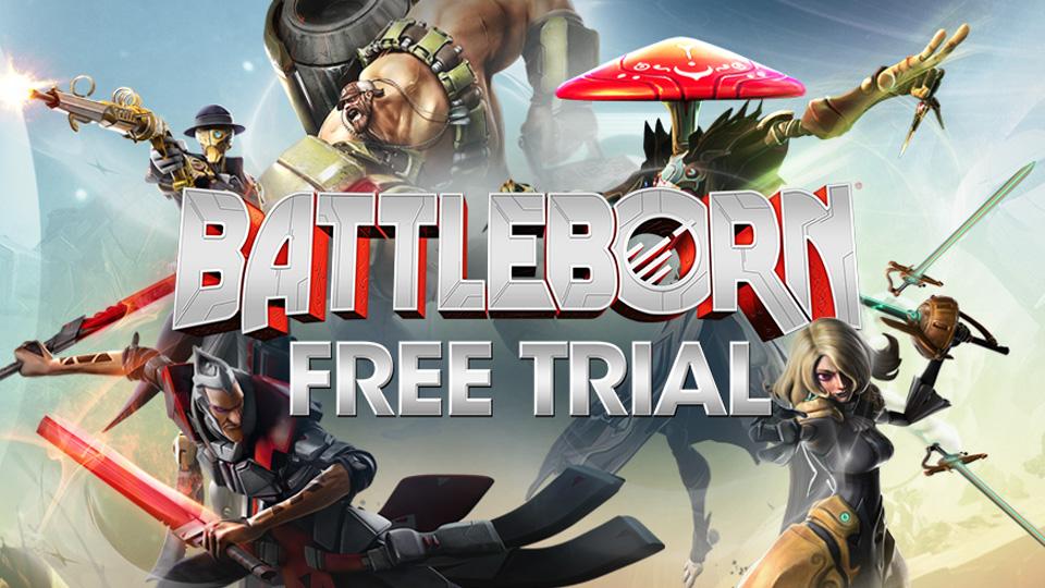 Gearbox больше небудет выпускать обновления для MOBA-шутера Battleborn